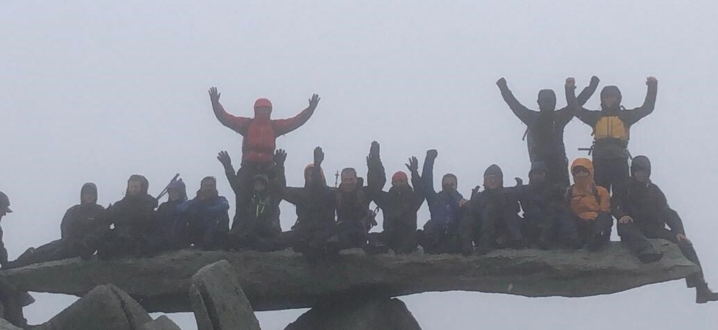 A.T. Kearney Londoners take on the Yorkshire 3 Peaks!